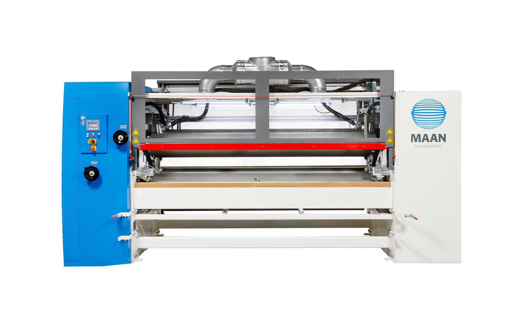Roller Coater Double